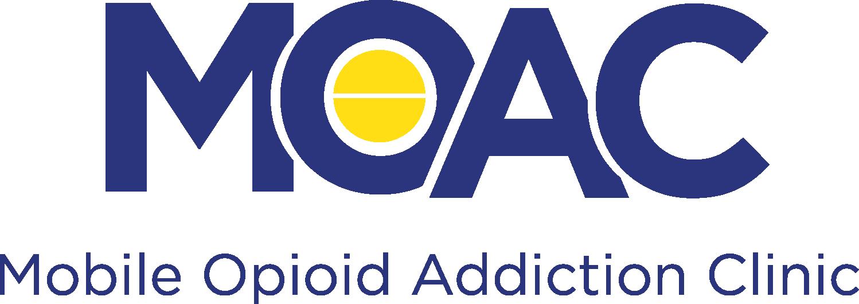 Mobile Opioid Addiction Clinic Logo